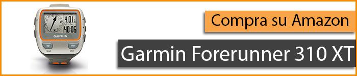 garmin forerunner 310 XT